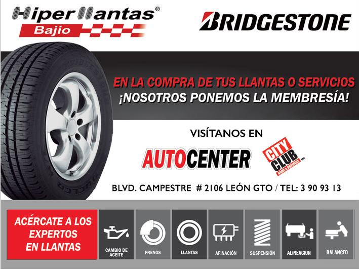 NUEVA SUCURSAL AUTOCENTER CITY CLUB